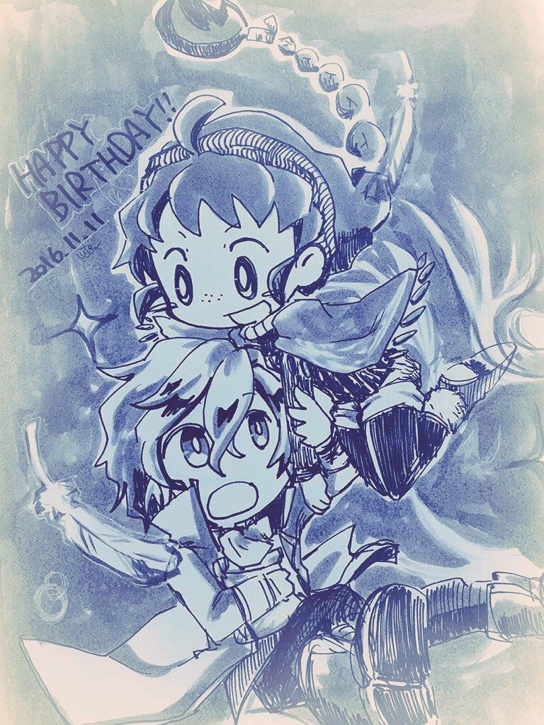 ルンデルハウスお誕生日おめでとうヾノ。ÒㅅÓ)ノシ~(幸) #ログホラ誕生日 #loghorizon