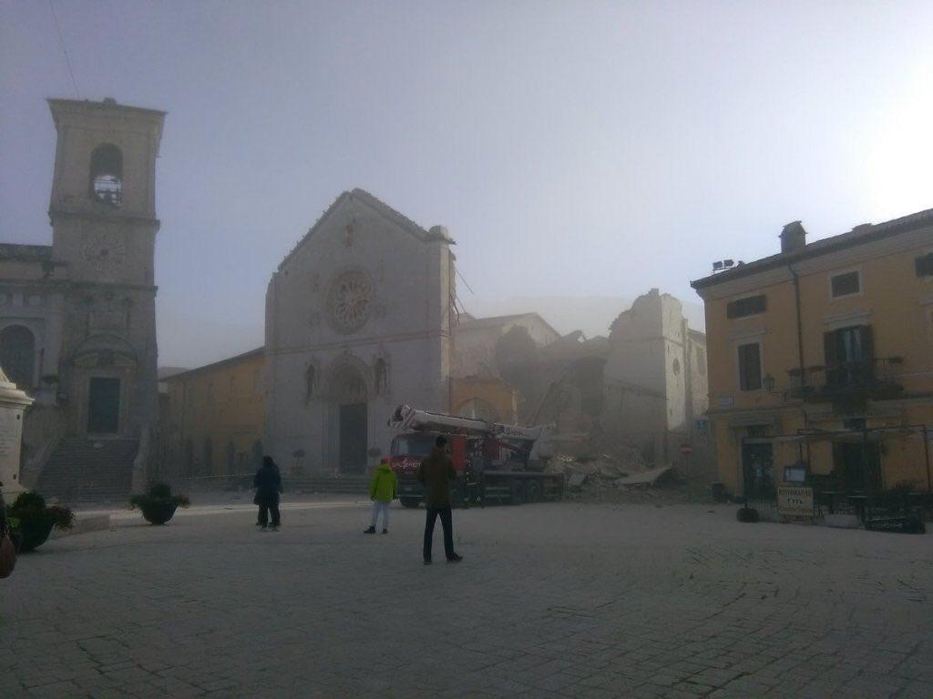 #Terremoto: Terremoto