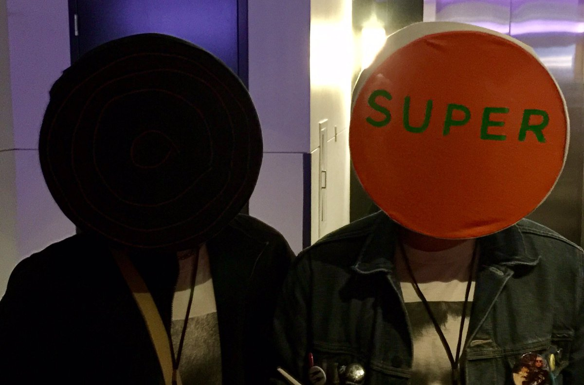 Video viewer petshopboys 3h two fans at mstheater for the supertour meet and greet last night in la super usa httpstvhovhsgtqw m4hsunfo