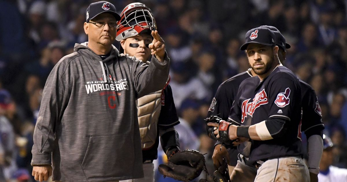 Terry Francona has Indians on brink of World Series upset