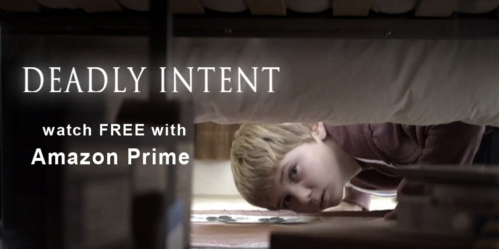 #supportindiefilm Watch and #review #DeadlyIntent #free with #AmazonPrime https://t.co/zmClNR9GIV https://t.co/gur2dILXu1