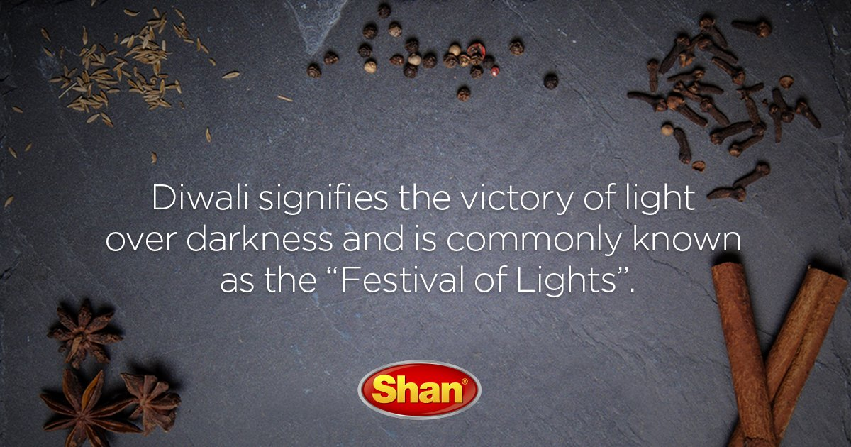 Did You Know? #Shan #TasteHappiness #Diwali [ad] https://t.co/E4rF4Qnod7