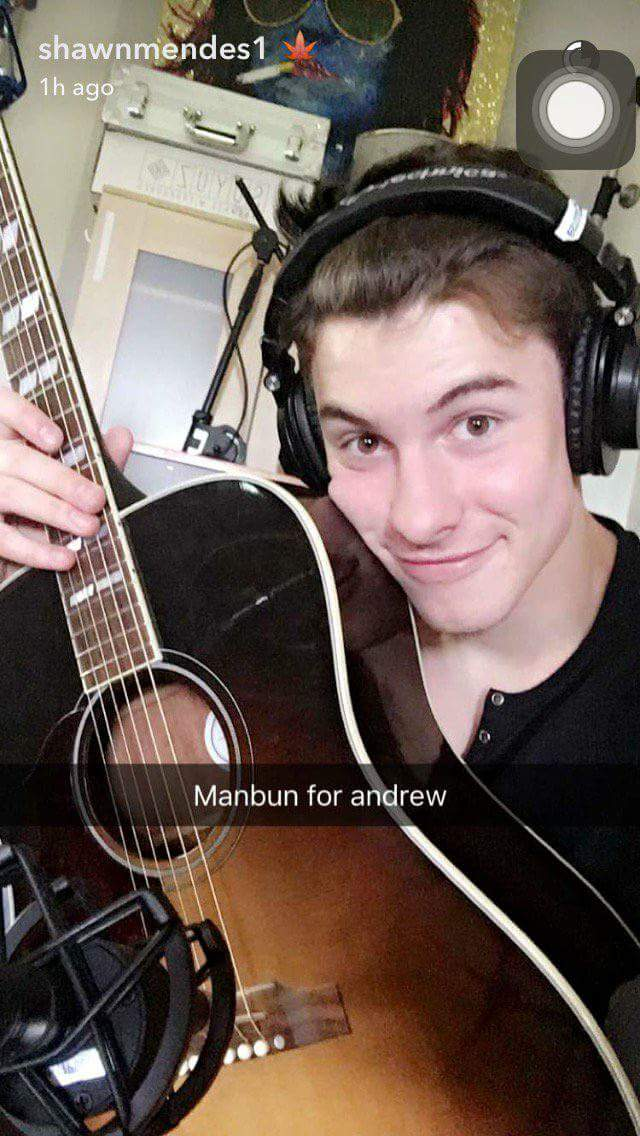 VOTE FOR SHAWN