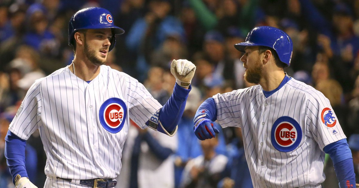 Kris Bryant shakes off struggles to keep Cubs in World Series