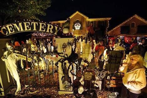 #NesseHalloweenEu: Nesse Halloween Eu