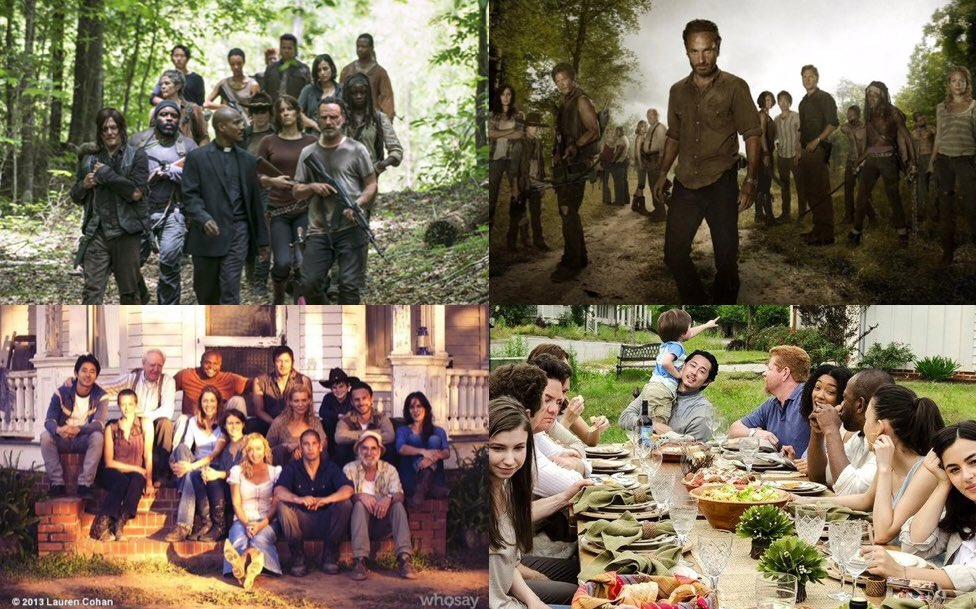 6 YEARS OF TWD