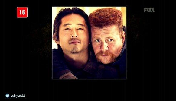 Glenn e Abraham