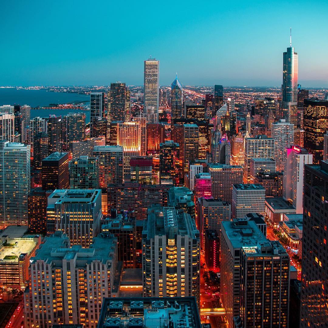 test Twitter Media - RT @rehana_one: Nice view of the skyline  #chicago #usa https://t.co/h2OidHm6Pp