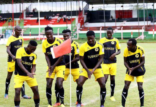 Tusker inch closer to Kenyan Premier League title