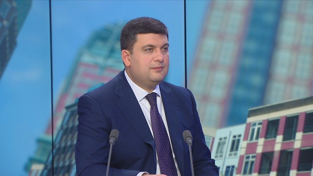 VIDEO -  'Crimea will be Ukrainian again', Ukraine PM says