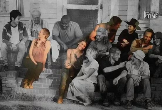 THANKS FOR 6 YEARS TWD