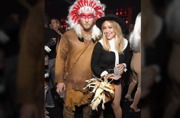 Hilary Duff 'so sorry' for Halloween costumes
