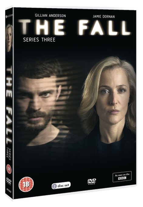 RT+F to Win The Fall Series Three on DVD! Giveaway Competition PrizeDraw