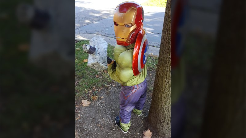 From giant Gumby to Sideshow Bob: A roundup of Halloween costumes that won the internet
