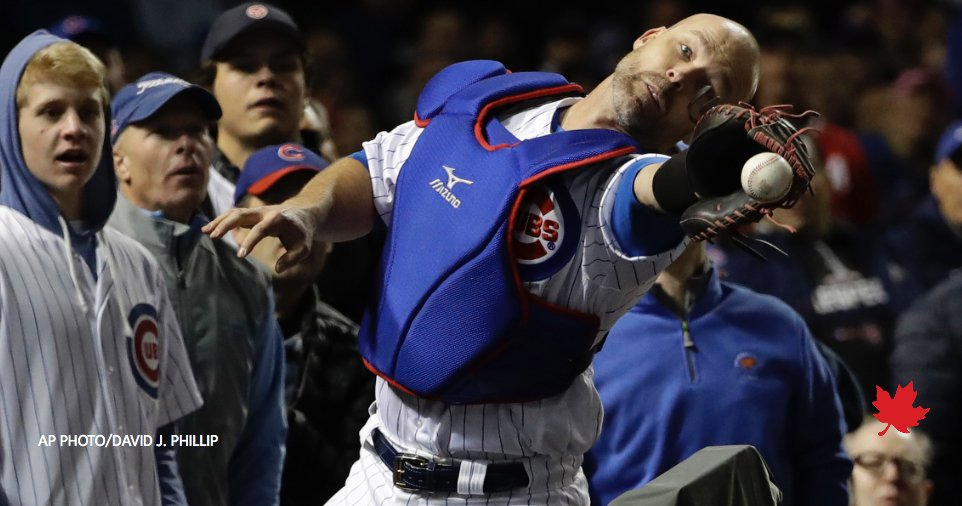 In photos: Chicago Cubs stay alive to force World Series game 6 From @Globe_Sports