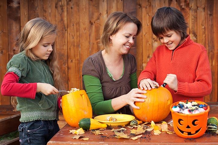 Halloween 2016: 5 manualidades fáciles para niños