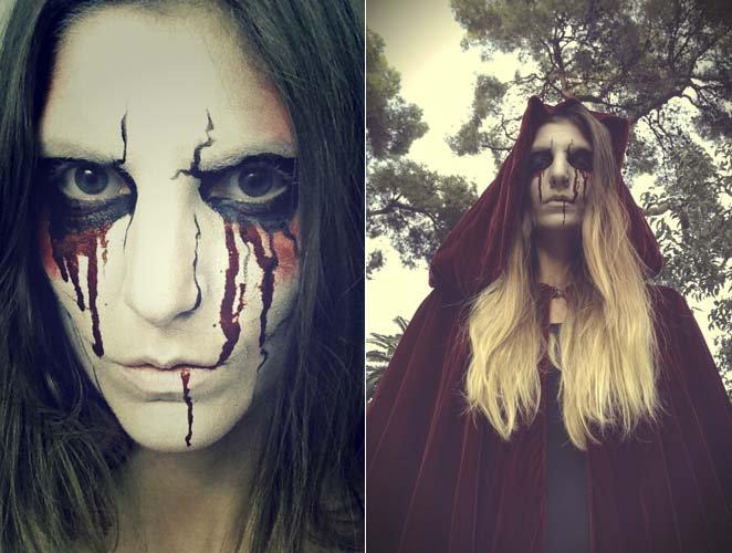 DIY: Un maquillaje de muerte para Halloween