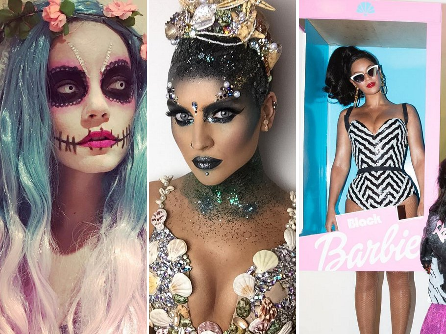 Marvelous Behold Some Of The Most Beautiful Halloween Costumes Ever   Which One Is  Your Fave?   Scoopnest.com