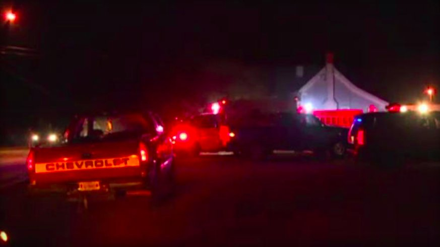 A Halloween hayride resulted in three deaths after a tragic crash