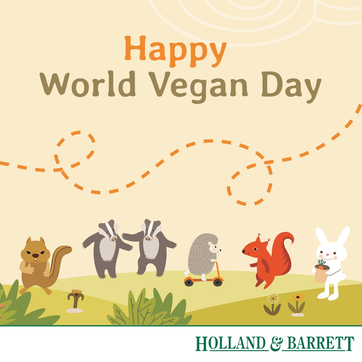 Happy #WorldVeganDay, Good Lifers! We'll be bringing you our top vegan product picks today, so stay tuned! https://t.co/iPVSb6t6Kj