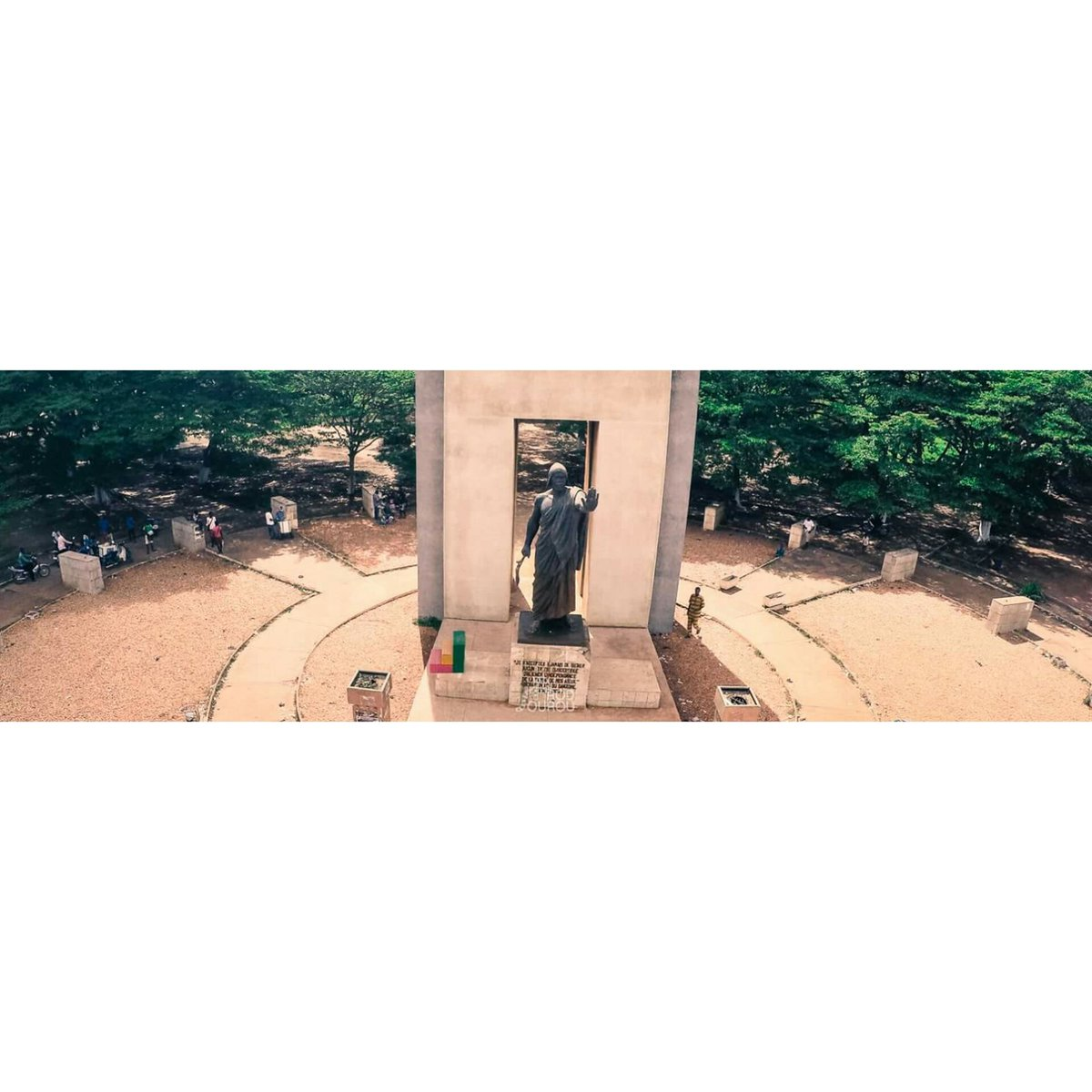Place Goho #Abomey #KingBehanzin  KING OF #DAHOMEY #229 https://t.co/DCFJCQxUSR