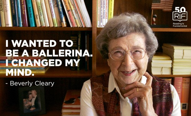We're so glad she did! #NationalAuthorsDay https://t.co/onTXZvS6KA