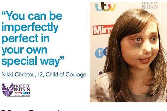 Truly amazing young lady #prideofbritain https://t.co/GPf34HqA86