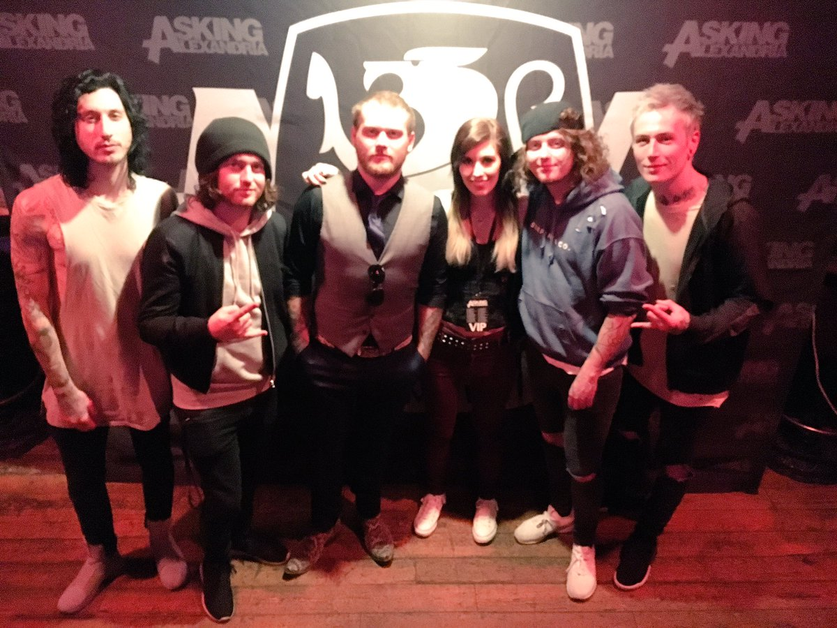 Meeting @AAofficial again