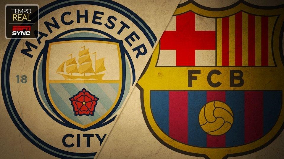 City x Barça