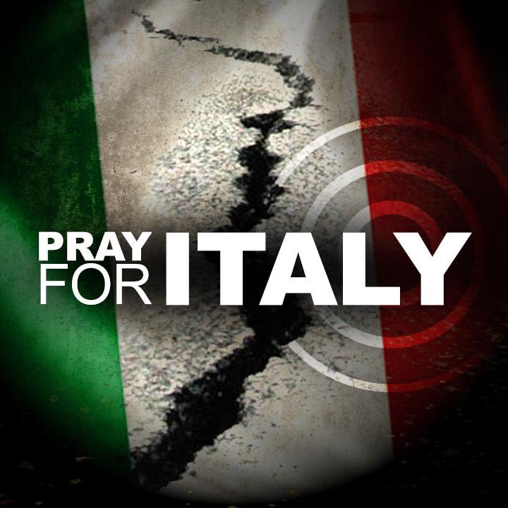 God bless the more beautiful country in the world #ItalyEarthquake https://t.co/rs7osK1pFD