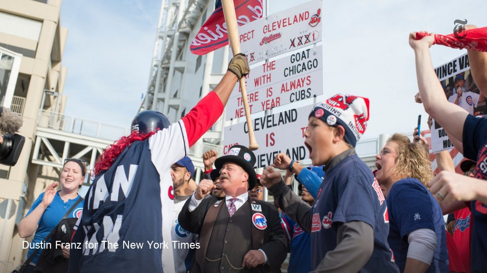 Follow live: Cubs try to get square with Indians in World Series Game 6