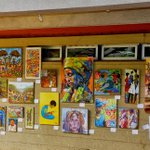 Fabulous artworks on sale at a bargain