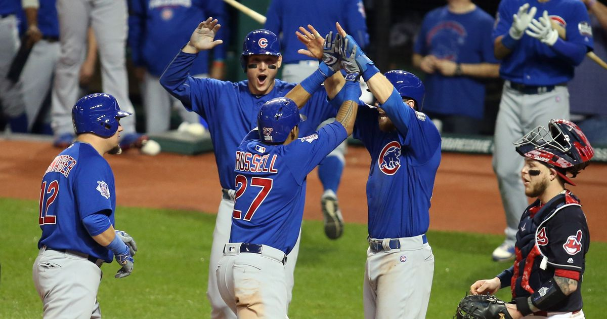 Cubs, Indians deliver World Series what it deserves: An epic Game 7