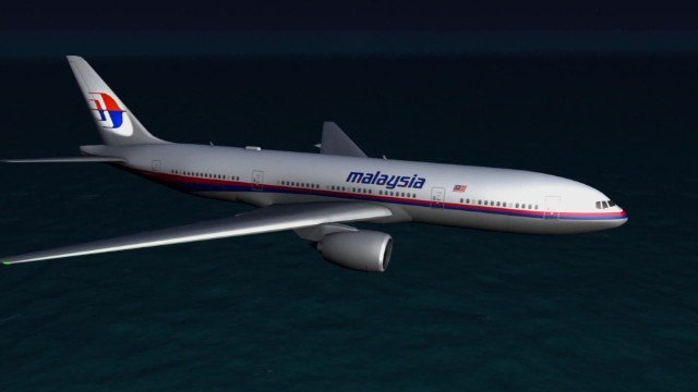MH370 was out of control and spiraling fast before crash, a new report reveals