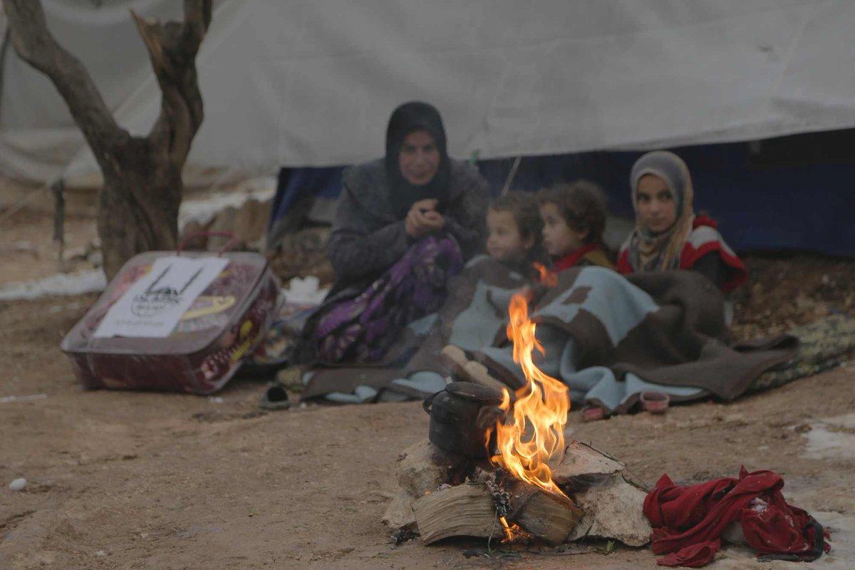 اللاجيين السوريين