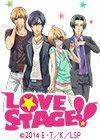 【本日・19時から】もうすぐ…始まりますよ。準備は大丈夫ですか!!アニメ『LOVE STAGE!!』を一挙放送です!一流