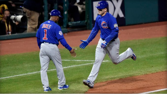 Cubs crush Indians, 9-3, and force Game 7 in World Series