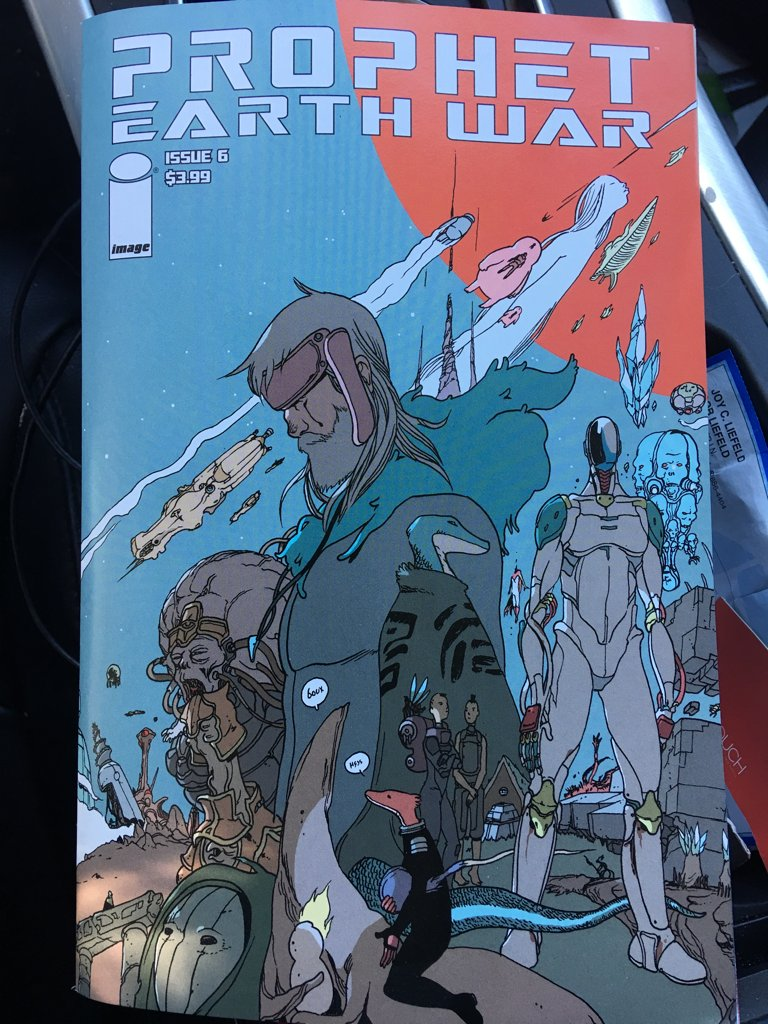 The epic 5 year run on Prophet by @royalboiler comes to an end today. Thank you for this outstanding saga!! https://t.co/caR25BvJfY