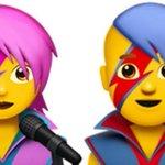 David Bowie vai virar emoji em nova atualização do iPhone