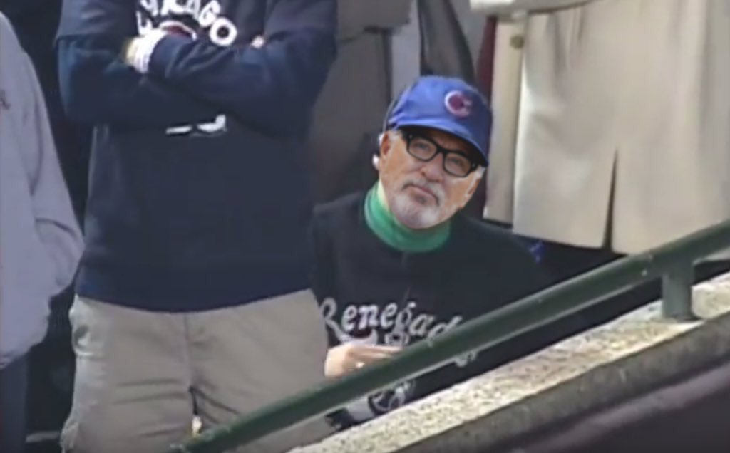 Who made this?? It's already starting... #WorldSeries #joemaddon https://t.co/MEW5eEYnzP