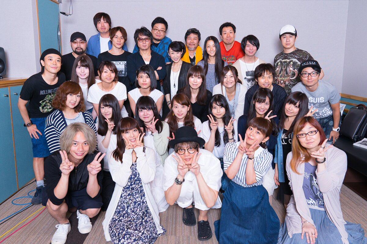 いよいよ明日11/4より『劇場版マジェスティックプリンス 覚醒の遺伝子』公開!7月に行われた総勢30人以上のキャストが収