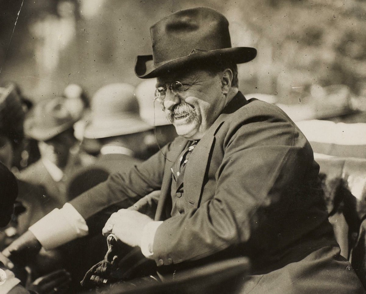 The last time the #Cubs won the #WorldSeries, Theodore Roosevelt was president. https://t.co/bQ5DmnFSh1 https://t.co/7rixBdFce2