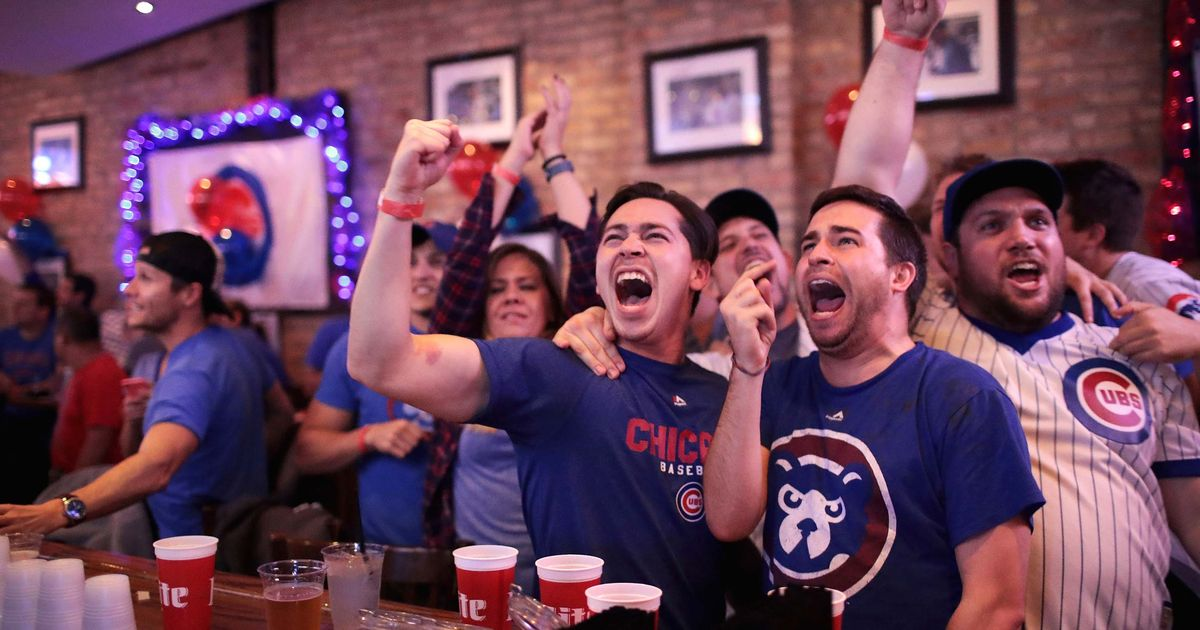Wrigleyville goes wild as Cubs win World Series