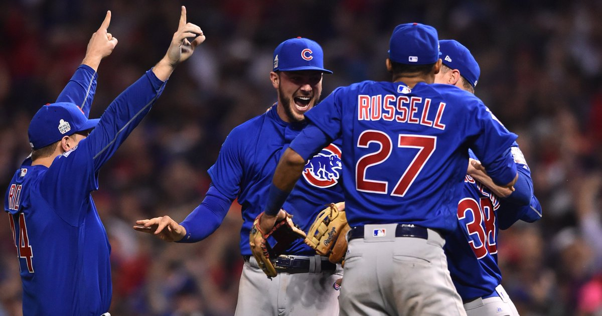 Chicago Cubs, World Series champions: Game 7 provides excruciating final test