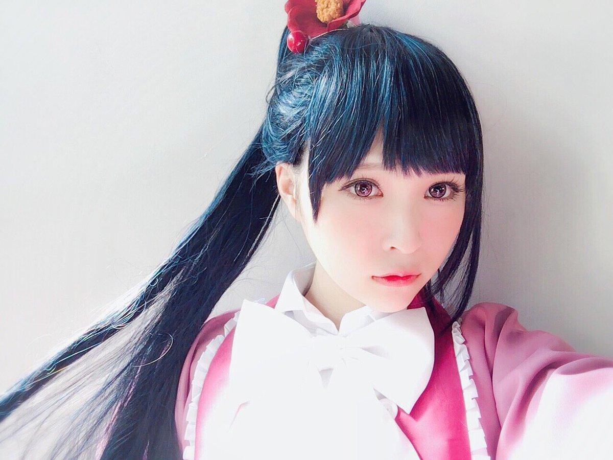 本日情報解禁しました🌼甲鉄城のカバネリの公式『イラスト&写真集』に菖蒲役として参加させていただきます...!はじ