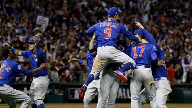 ICYMI: Cubs win World Series for first time in 108 years