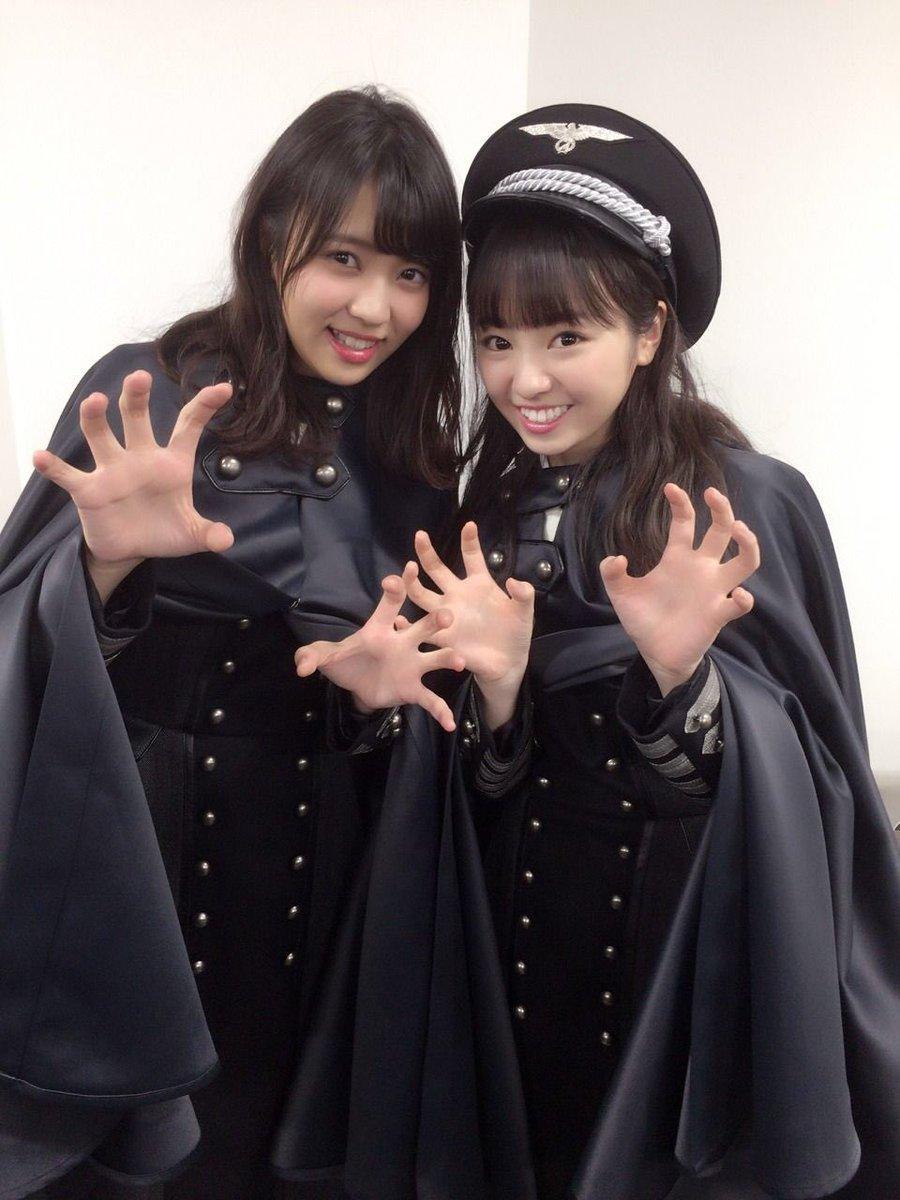 今回の欅坂46ナチス風衣装騒動を受けて、改めて自分の画像フォルダにあるハロウィンライブ衣装を着たメンバーの画像見たら、悲しくなりますね。