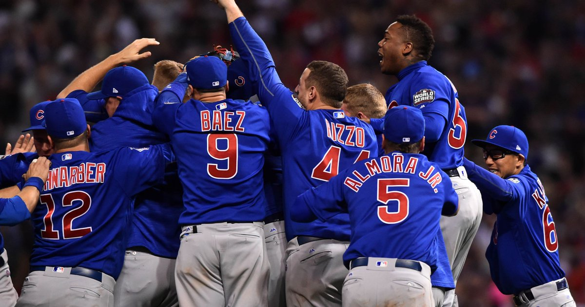 Reign men: Cubs 'killed the curse' with epic Game 7 victory in World Series