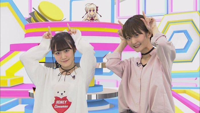 【本日のOAメモ】夜11時30分〜BS11にてOAの「アニゲー☆イレブン!」ゲストは小倉 唯さん。アニメ「ViVid S