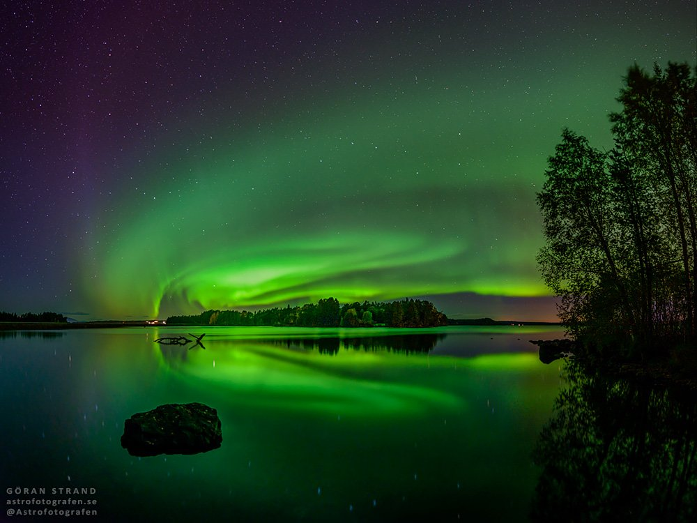 All pictures on this website are copyright © by Göran Strand.                                     They may n...